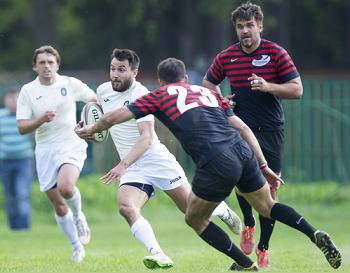 Последний поединок регбистов в сезоне 2016: «Кубань» против «ВВА-Подмосковья»
