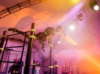 Открытие нового спортивного клуба CrossFit 19.05