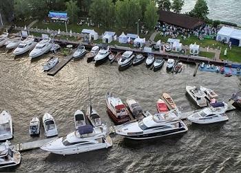 1-го июля в Московской области заработает ярмарка яхт и катеров «Водный мир»