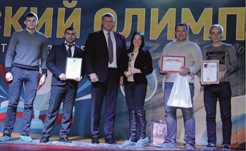 «Волжский Олимп»: названы лучшие тренеры и спортсмены города
