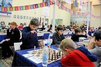 Первенство Москвы по шахматам (классика и рапид) в пяти категориях