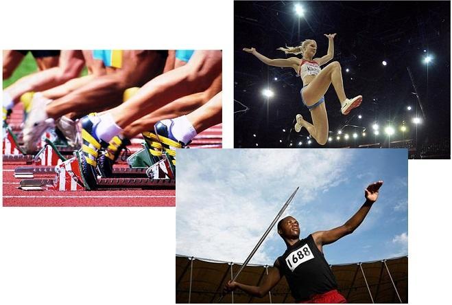 Легкая атлетика. Описание, история, виды
