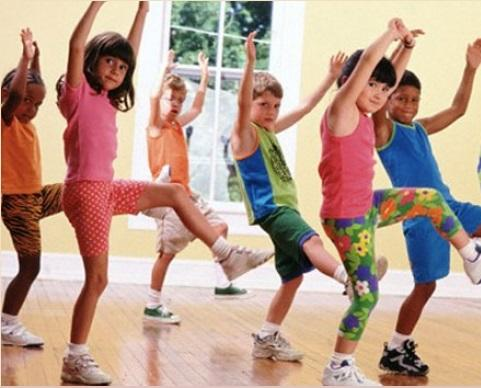 Выбор спортивной секции для ребенка