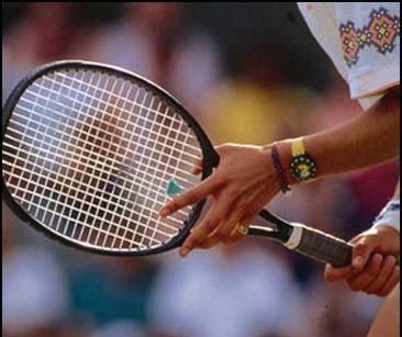Большой теннис. Описание, правила