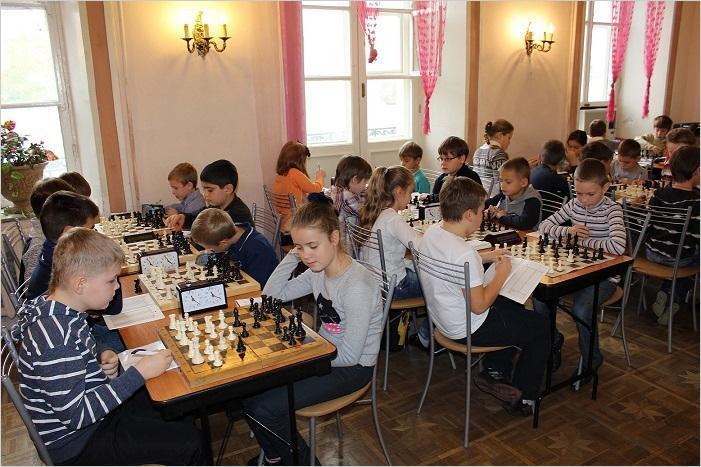 Шахматная школа Олимп