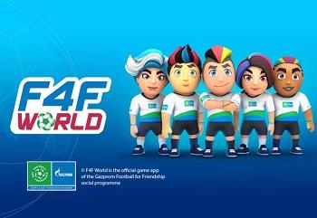 Футбольный симулятор  Football for Friendship World