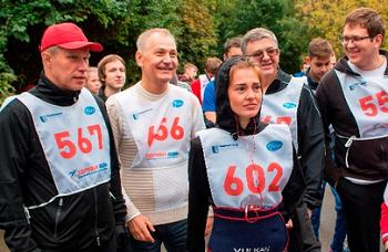 В Москве прошел Фестиваль «Здоровая осень»