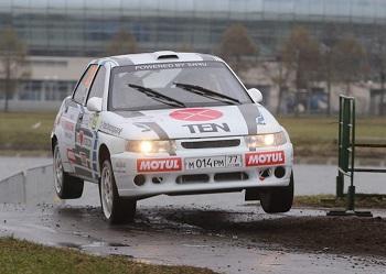 Команда Troitsk-Rally на Ралли Мастер Шоу 2017