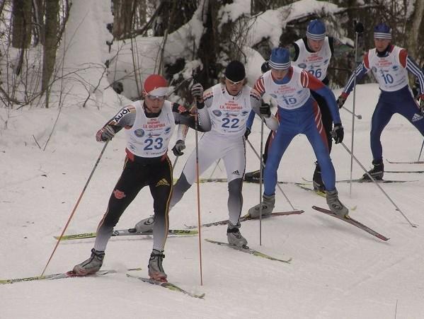 Лыжные гонки Описание виды