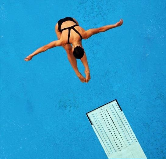 Прыжки в воду Описание история развития