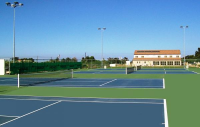 Теннисные сборы на Кипре в PROTARAS TENNIS & COUNTRY CLUB Фото 1.