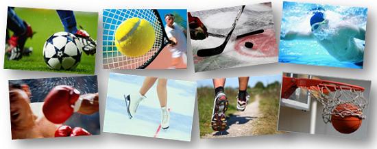 фото виды спорта
